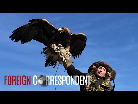 The Last Eagle Hunters Of Mongolia | Foreign Correspondent