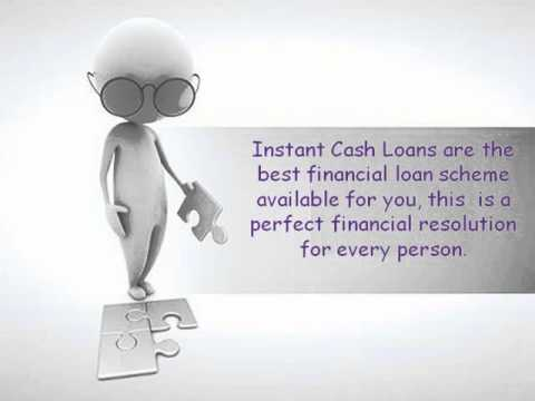 Instant Cash Loans- Get Immediate Finance in Your Bank Account without any Hassle