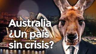 ¿Por qué en AUSTRALIA NO existen las CRISIS? - VisualPolitik