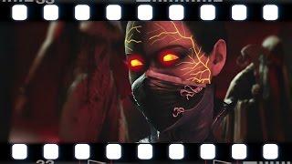 Mortal Kombat X Story Mode: KITANA's Scenes HD