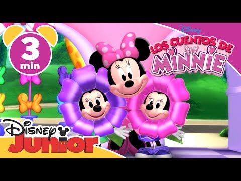 Los cuentos de Minnie: Arreglo floral | Disney Junior Oficial
