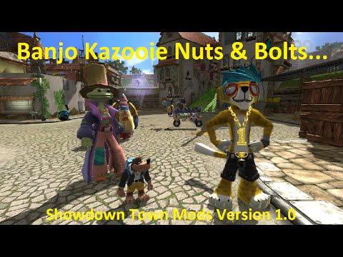 Showdown Town Mods V1