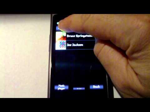 Samsung Bada Tips - How to Change Tab Order