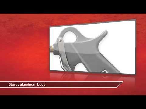 Guardair Pistol Grip Air Gun - Guardair Product Review Video