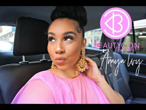 VLOG: BEAUTYCON NYC 2018 | TheAnayal8ter