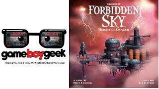 Download Forbidden Sky Review with the Game Boy Geek Video