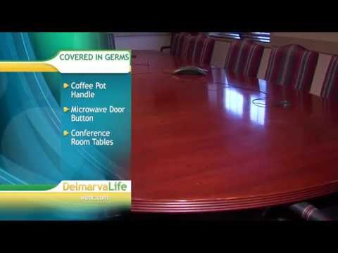 What Areas Have the Most Germs in the Office-Tuesday, January 13th, 2015