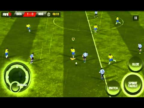 Fifa 2012 - Android games galaxy s2