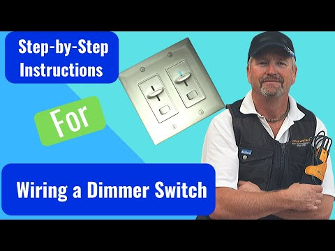 Wiring a Dimmer Switch