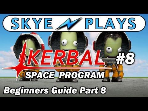 Kerbal Space Program Part 8 ► How To Get To The Moon (Mun) (KSP Career Mode) ◀ Gameplay / Tutorial