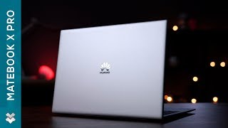 Huawei MateBook X Pro Review - The Really Good Windows MacBook Pro!