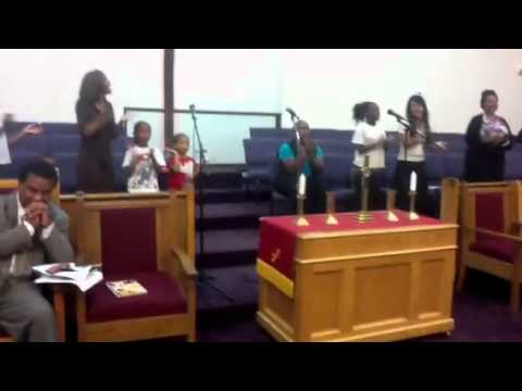 COGIC Youth sings the National Sunshine Band Song