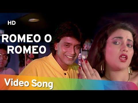 Xxx Mp4 Romeo O Romeo Mithun Chakraborty Mandakini Dance Dance Bollywood Hit Songs HD Alisha Chinoy 3gp Sex