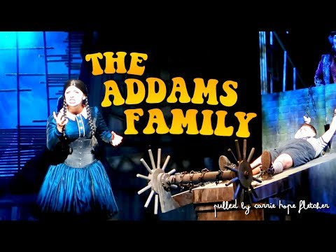 [pulled x carrie hope fletcher] the addams family musical media preview singapore \\ TheWickeRmoss