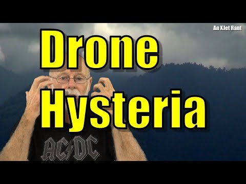 Rant: Heathrow airport drone sighting debunked