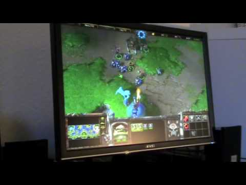 Warcraft III Demo Mac Mini 2009