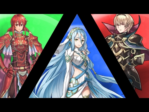 WAIT, MORE UNITS THAT MAY BE THE BEST? A Guide to some of the most OP Units in Fire Emblem Heroes