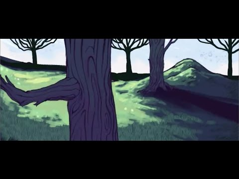 Backgrounds for Animation: Photoshop CC: Meadow