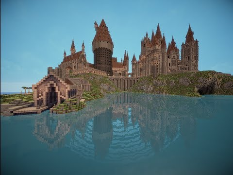 The best Hogwarts ever made in minecraft! - MrKaspersson