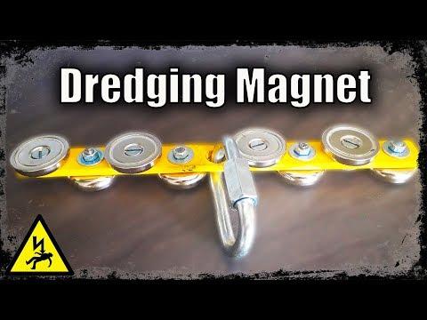 Dredging Magnet - DIY Build Mk1