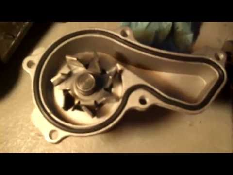2005-2011 Civic Water Pump Removal and Install