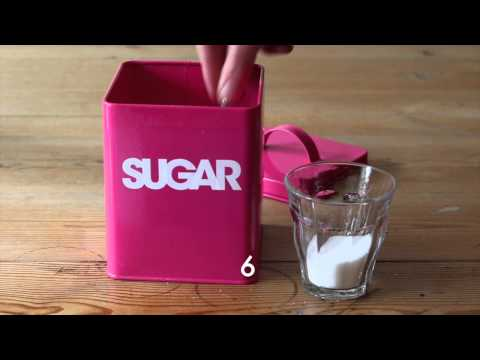 What's our recommended daily sugar limit?