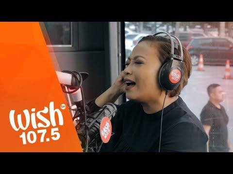 Xxx Mp4 Jaya Performs Quot Hanggang Dito Na Lang Quot LIVE On Wish 107 5 Bus 3gp Sex
