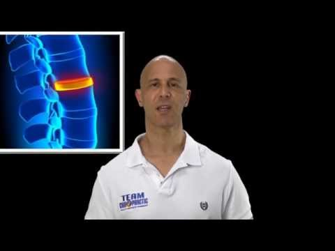 Can the Disc Cartilage in the Spine Repair / Heal Once its Damaged - Dr Mandell