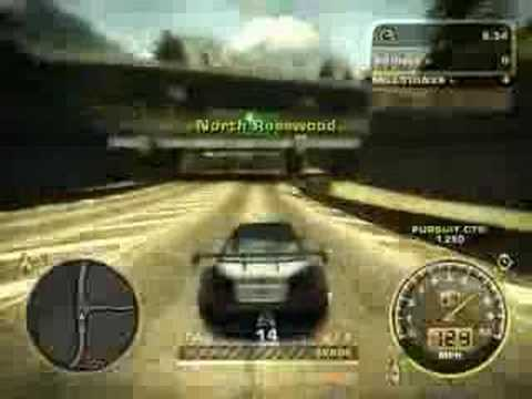 Need for Speed Most Wanted - BMW M3 Cruise