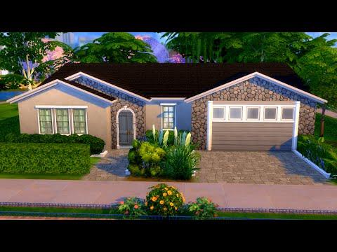 Sims 4 House Building - Ventura Ln