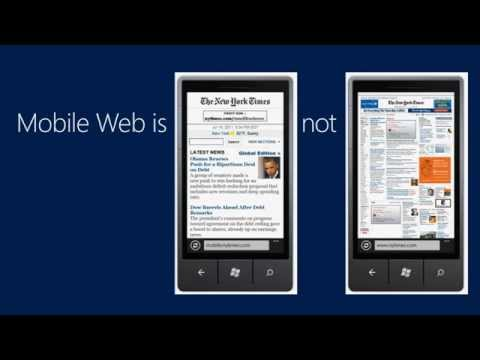 The Future of HTML5 Mobile and Hybrid Web Apps for Windows Phone 8 and Windows Tablets