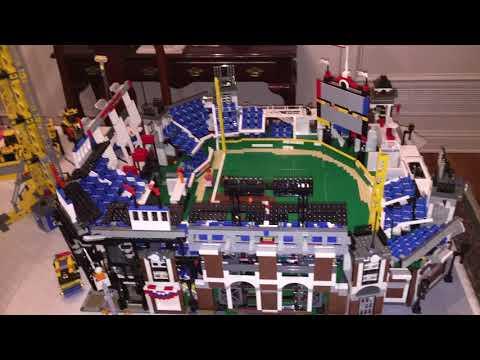 LEGO BASEBALL STADIUM
