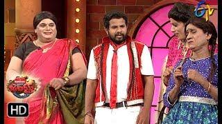 Hyper Aadi, Raising Raju Performance | Jabardasth  | 15th August 2019 | ETV Telugu
