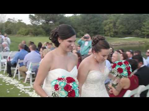 Paige and Vicki's Wedding Video