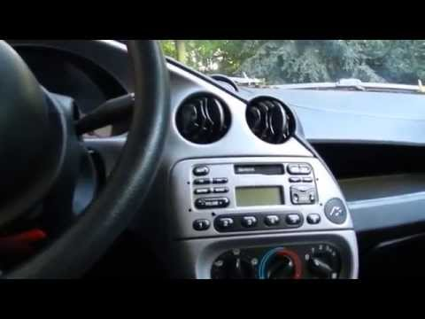 Ford Ka / Streetka Radio-Ausbau EBA Anleitung ohne Spezialwerkzeug