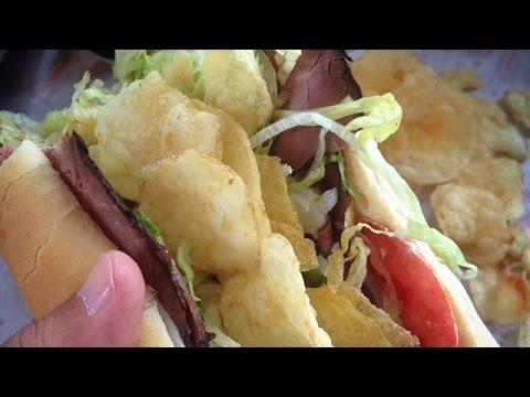 Potato Chips on Sandwiches?  Freezerburns