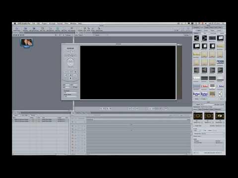 Apple DVD SP Crear menu personalizado con retraso de botones PARTE 3 (A)