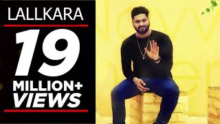 Lalkara - (FULL SONG) | Navv Inder Ft. Mr Nakulogic | Latest Punjabi New Song 2017