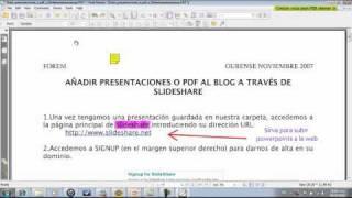 Foxit Reader (Mini Tutorial en español)