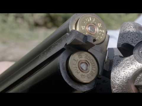 William Evans Gunmakers Aerial Video - Bisley Shooting Ground