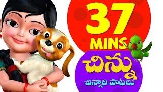 Chinnu Telugu Rhymes for Children Vol. 1 | Infobells