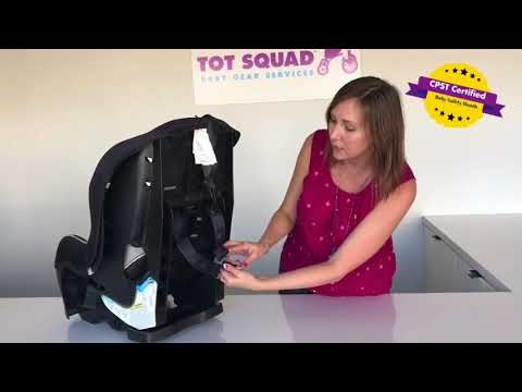 How to Adjust Harness Straps