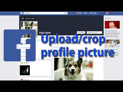 How to Upload and Edit Your Facebook Thumbnail