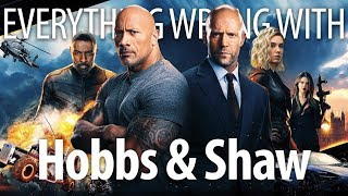 Everything Wrong With Fast & Furious Presents: Hobbs & Shaw