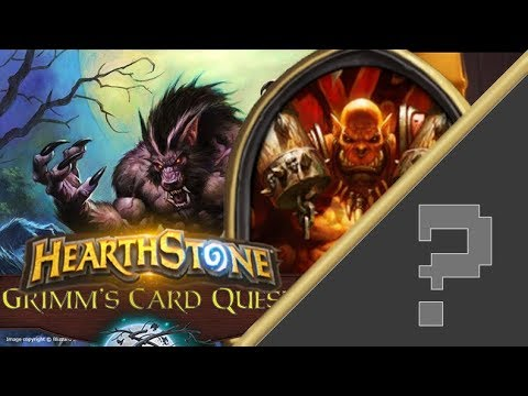 Hearthstone | Meta Matchups | Building a theory craft deck | Enraged Warrior