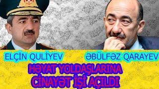 """""""Əbülfəz Qarayev - Elçin Quliyev - Həbs Ehtimalı"""" - TİME TV"""