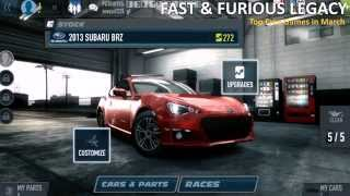 Fast & Furious Legacy MOD APK 2015