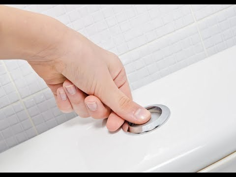 How to fix a slow filling push button cistern