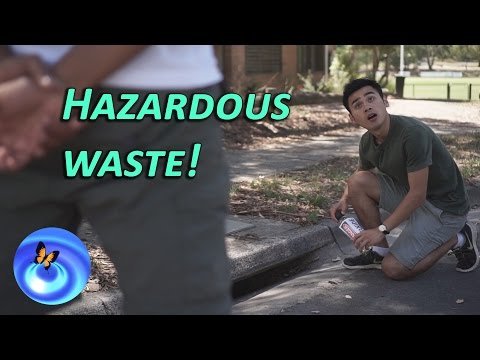 How to Get Rid of Hazardous Waste - The Butterfly Effect | Episode 3