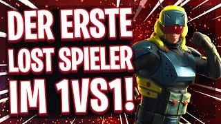 🏆😍ERSTER LOST ESPORTS SPIELER! | 1vs1 gegen Letshe! | Kann er den Hort Clan besiegen?